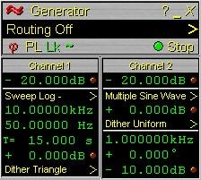 Audio Multi-Channel Generator 5.05 screenshot