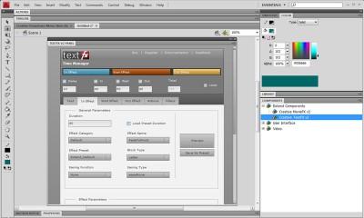 Creative TextFX 1.0.0 screenshot