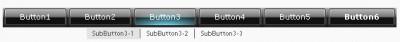 Vista navigation bar 1.0.0 screenshot