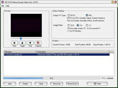 007 DVD Maker 4.31 screenshot