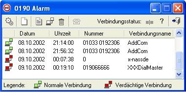 0900 Alarm 5.00 screenshot