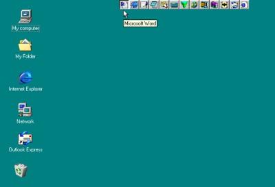 1 Click & Go 1.2996 screenshot