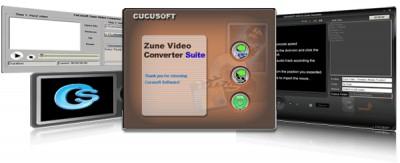 #1 DVD to Zune & Zune Video Converter 5.6.3.16 screenshot