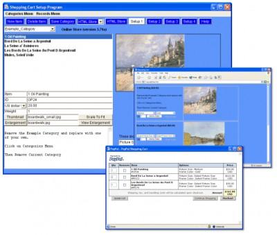 #1 Shopping Cart for e-Commerce 3.96s screenshot