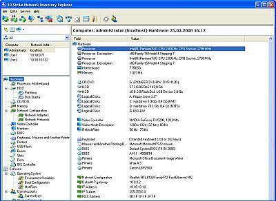 10-Strike Network Inventory Explorer 7.5 screenshot