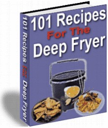 101 Recipes For The Deep Fryer 1.0 screenshot