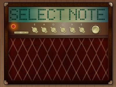123 Guitar Tuner 1.0 screenshot
