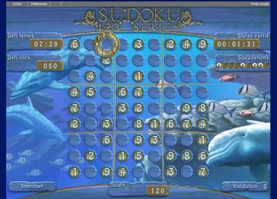 123 Sudoku Series 1.0 screenshot