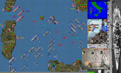 1939:BATTLEFLEET 2.80 screenshot