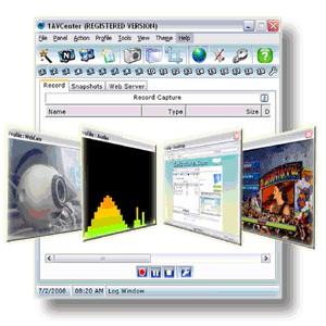 1AVCenter 2.4.0.10 screenshot