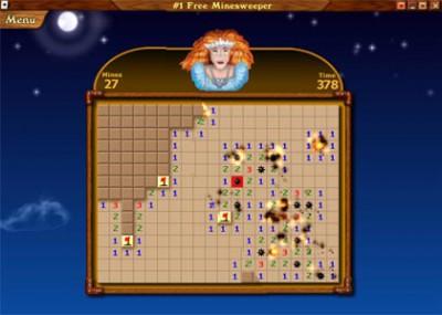#1free Minesweeper 1.1 screenshot