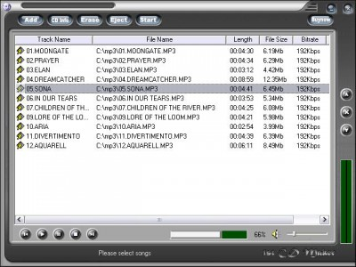 1st CD Maker 3.1.0 screenshot