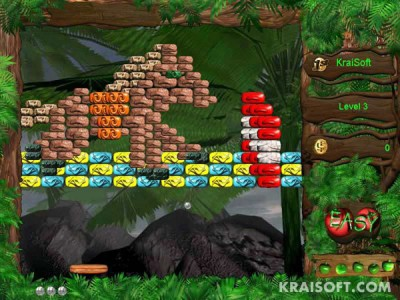 1st Go Warkanoid II: WildLife 2.12.3 screenshot