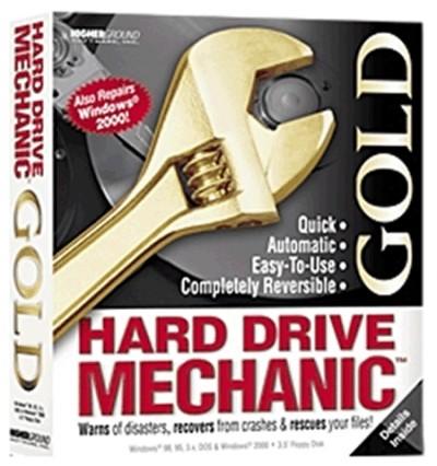 1st Hard Drive Mechanic 2007 screenshot