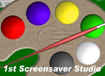 1st Screensaver Flash Studio Professional 2.0.2.141 screenshot