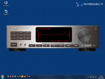 1X-AMP - Virtual Audio Player 20.0.0 screenshot