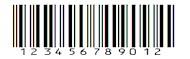 2 of 5 Interleaved Barcode Fonts 2.1 screenshot