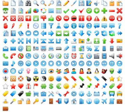 24x24 Free Application Icons 2013.1 screenshot