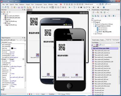 2D Barcode FMX Components 8.1.0.892 screenshot