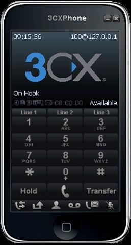 3CX Phone FREE VoIP Phone 4.0 screenshot