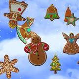 3D Christmas Cookies 1.0 screenshot