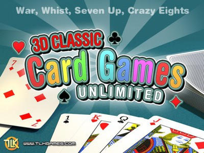 3D Classic Card Games 1.1 screenshot