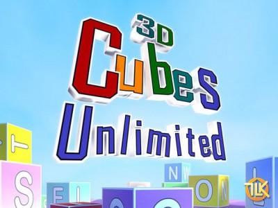 3D Cubes Unlimited 1.0 screenshot