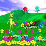 3D Dancing Cartoon Bunny 1.0 screenshot