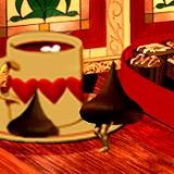 3D Dancing Chocolate Kisses 1.0 screenshot
