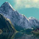 3D Eagle Mountain Lake 1.0 screenshot