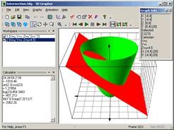 3D Grapher 1.21 screenshot