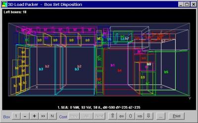 3D Load Packer 1.93 screenshot
