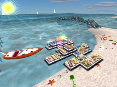 3D Magic Mahjongg Holidays 1.50 screenshot
