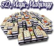 3D Magic Mahjongg 1.45 screenshot