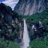 3D Mountain Waterfall 1.0 screenshot