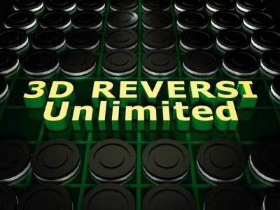 3D Reversi Unlimited 1.0 screenshot