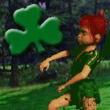 3D Shamrock Fairy 1.0 screenshot