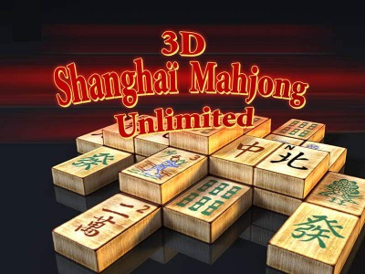 3D Shangai Mahjong Unlimited 1.1 screenshot
