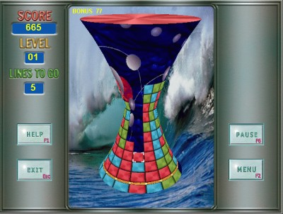 3D SurfBlocks 1.0 screenshot