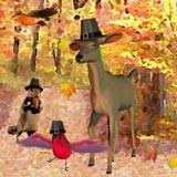 3D Woodland Thanksgiving 1.0 screenshot