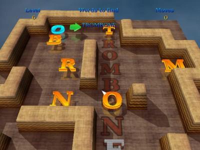 3D Word Slider 1.0 screenshot