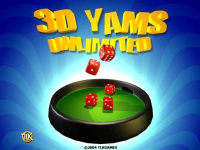 3D Yams Unlimited 1.0 screenshot