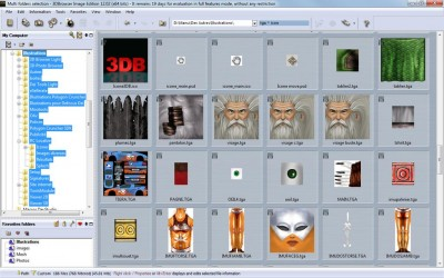 3DBrowser Image Edition 12.51 screenshot