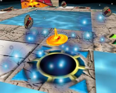 3DSpins! 2 Pharaon Blade for Windows V1.0 screenshot