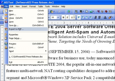 602PC SUITE 4.2.06.021 screenshot