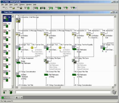 A-Flow 3.80 screenshot