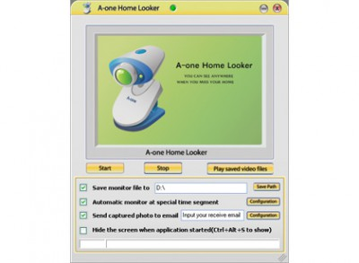 A-one Home Looker 4.41 screenshot