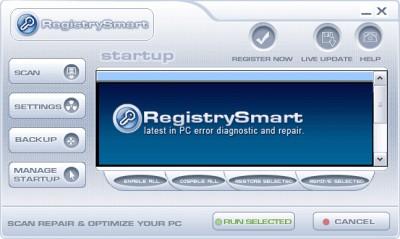 A Registry Smart 4.3.243 screenshot