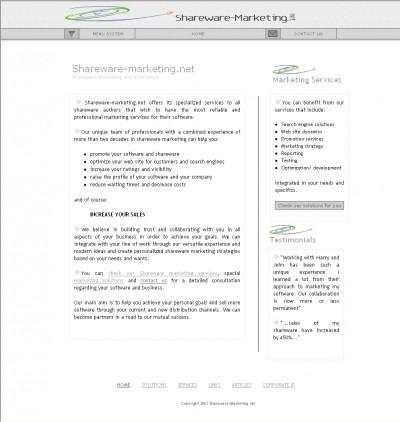 A Shareware Marketing Primer 1.1 screenshot