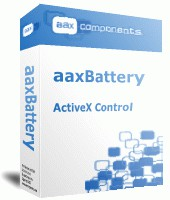 aaxBattery 1.0.0 screenshot